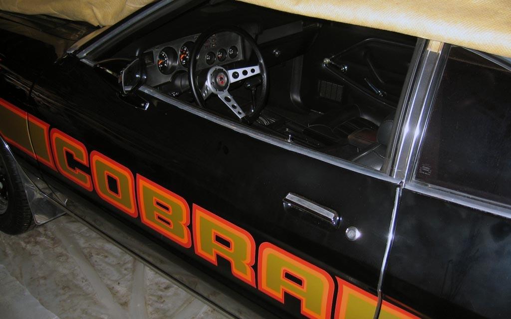 Mustang Cobra II
