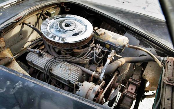 Shelby Cobra 289 Engine
