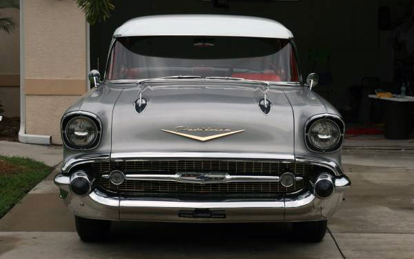 Survivor '57 Chevy