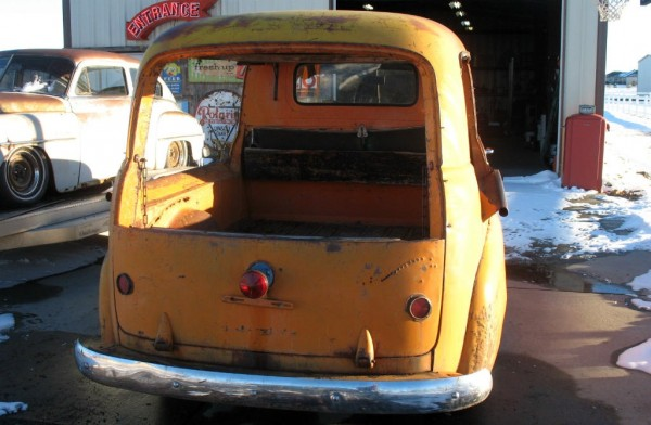 1949 Chevy Canopy Express Project