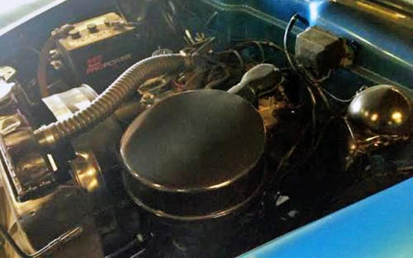 1953 Allstate Engine
