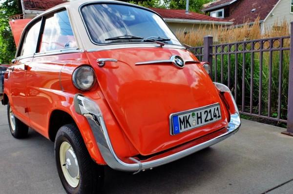 1958 Isetta 600 Limo