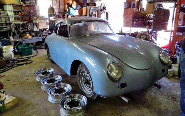 1958 Porsche 356 Coupe