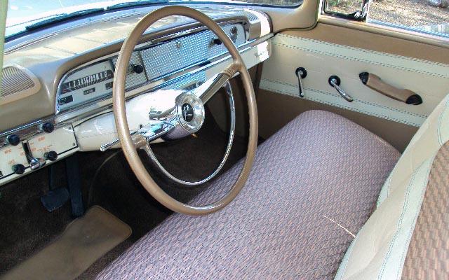 1959 AMC Rambler Interior