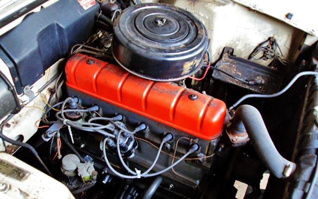 1959 AMC Rambler Straight Six Engine