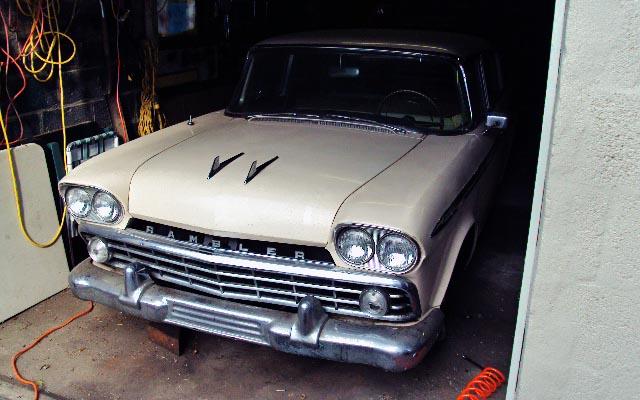 1959 AMC Rambler Survivor