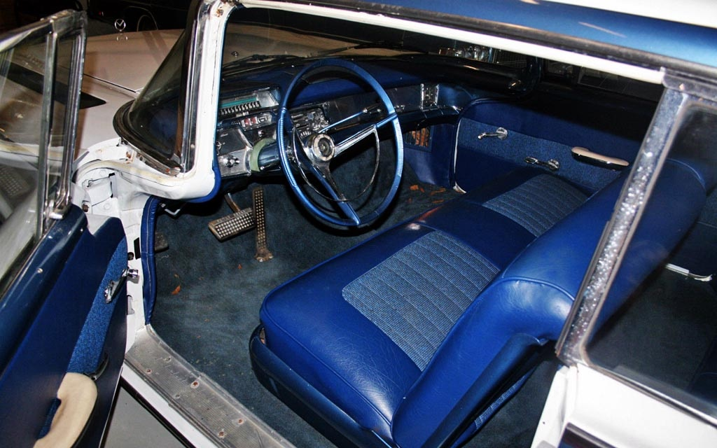1959 Mercury Montclair Interior
