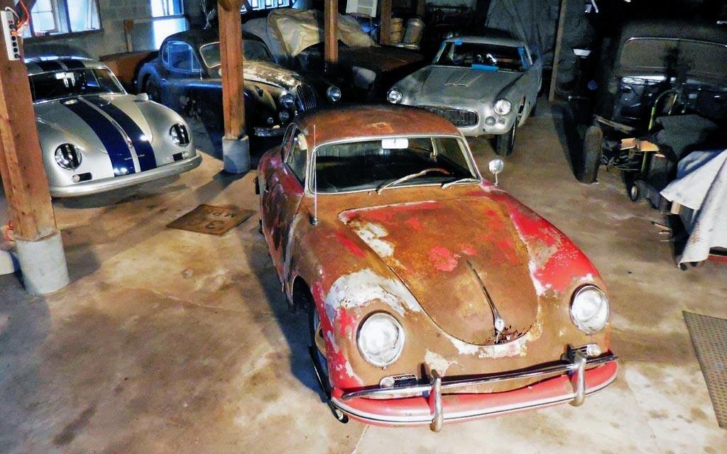 1959 Porsche 356A Coupe