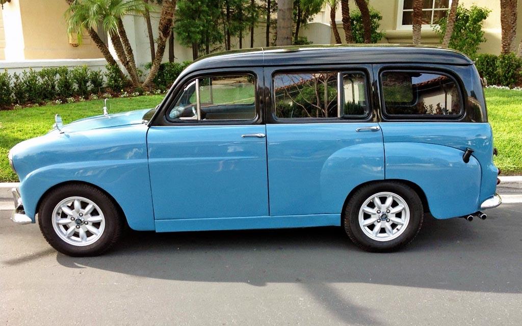 1959 Triumph 10 Wagon