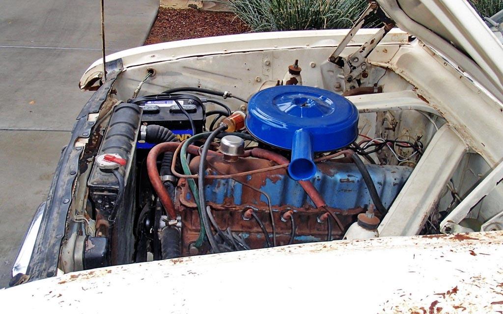 1960 Ford Ranchero Engine