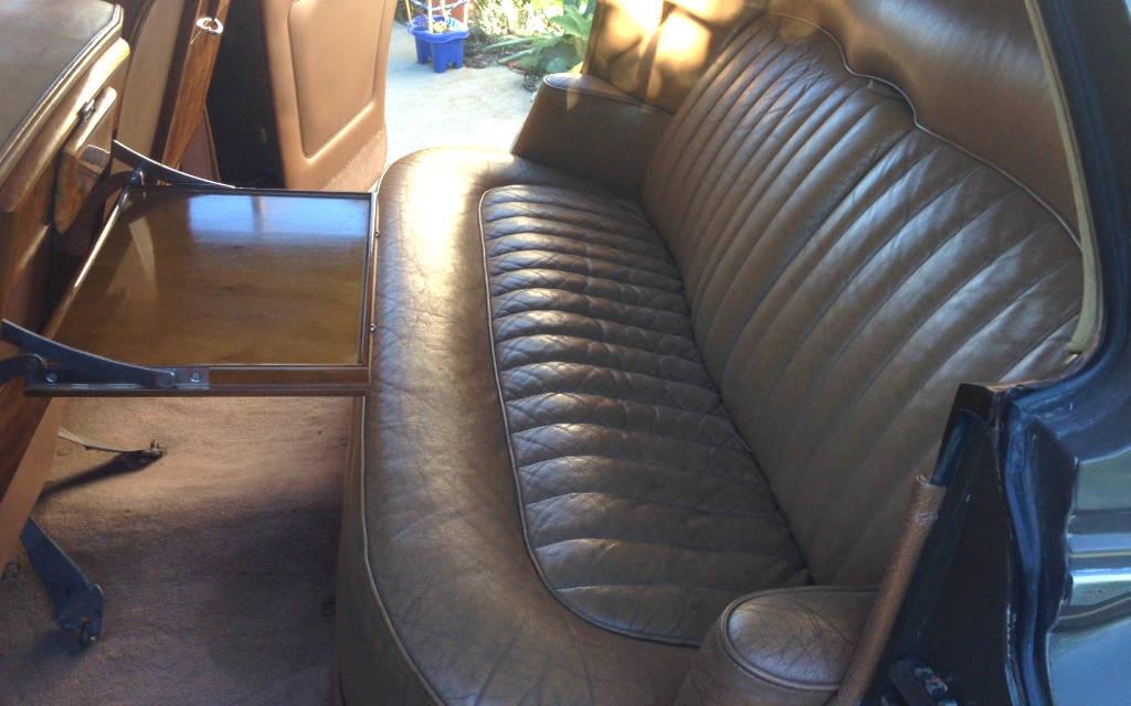 1964 Bentley S3 Rear Seat