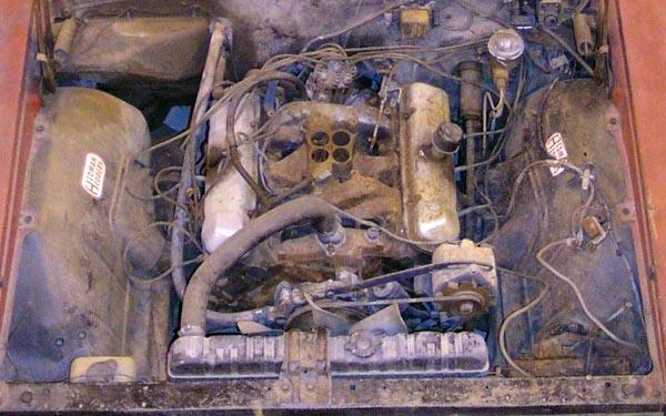1964 Pontiac GTO Engine