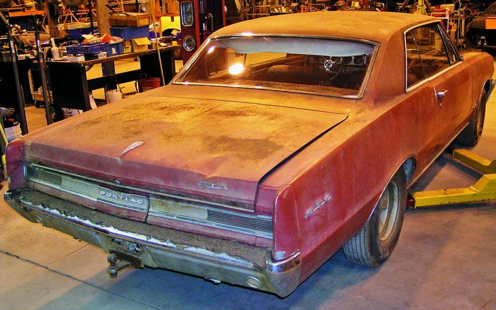 1964 Pontiac GTO Project
