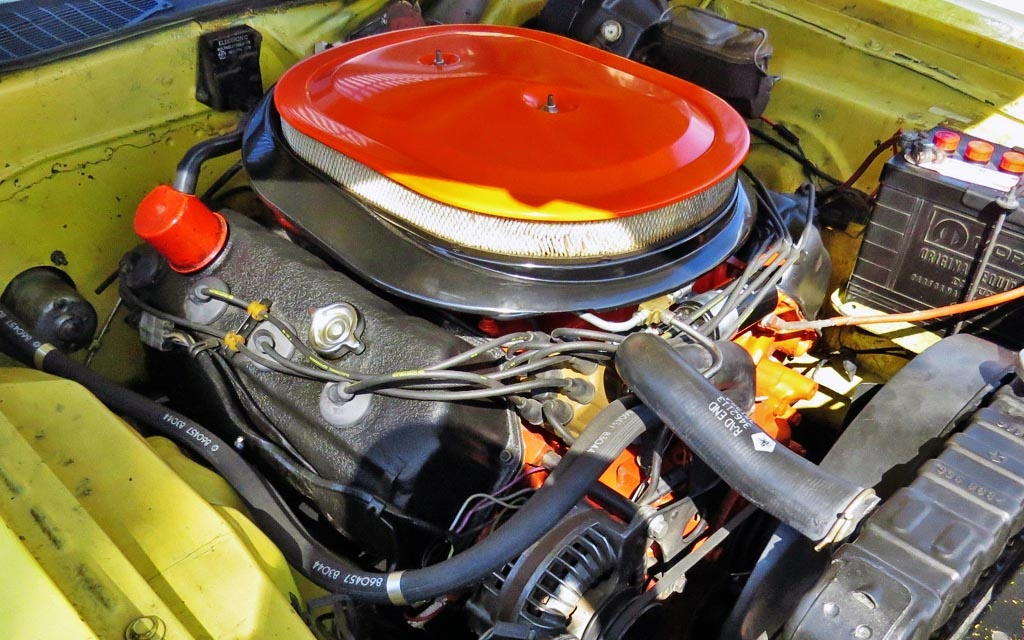 1970 Dodge Challenger RT Hemi 426