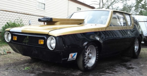 1971 AMC Gremlin Cleaned Up