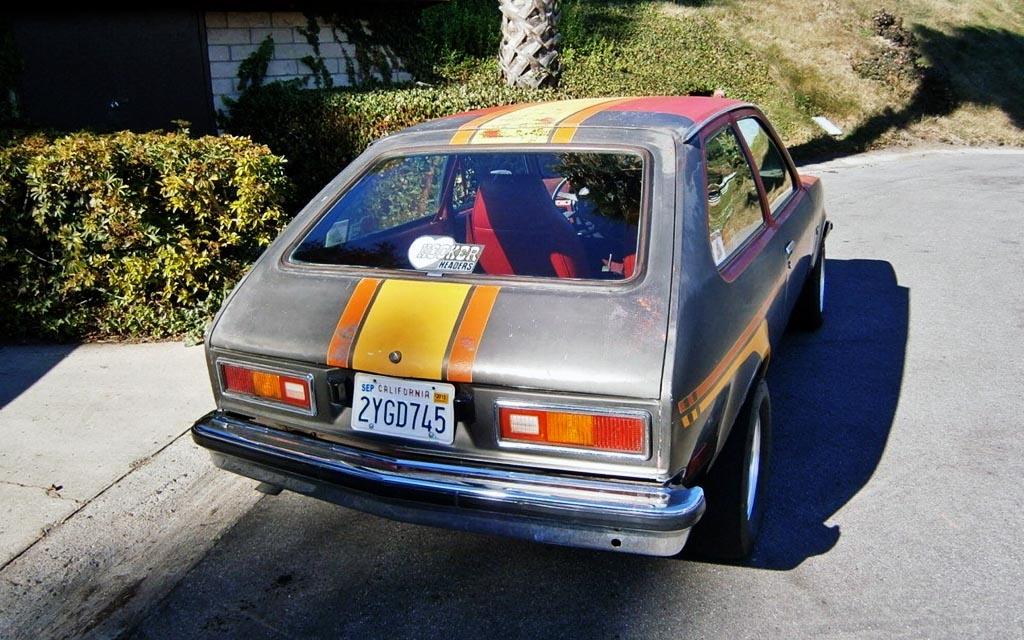 1976 Chevette V8