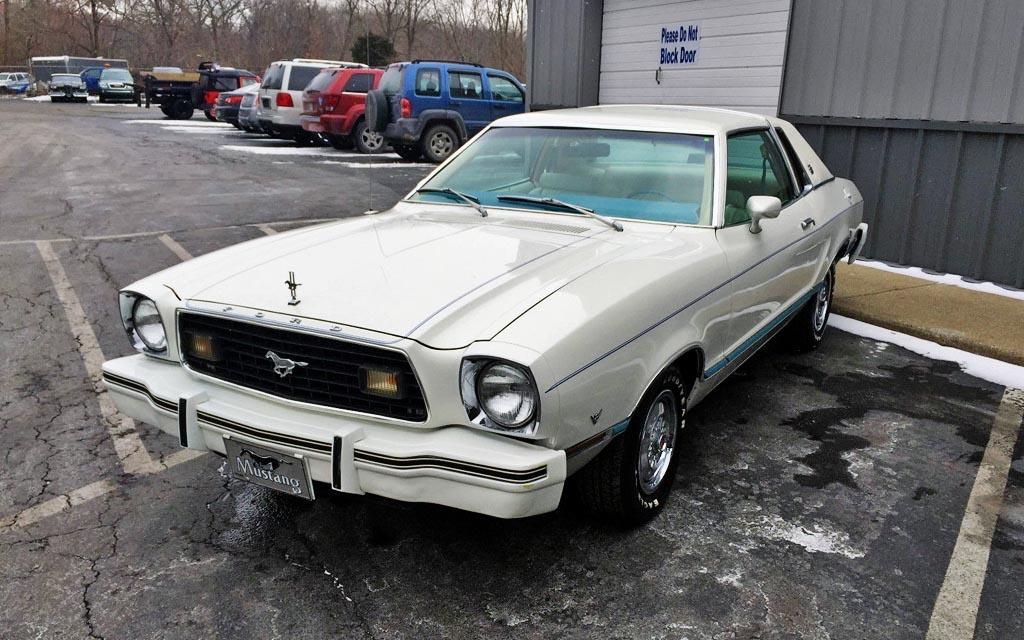 1978 Mustang Ghia