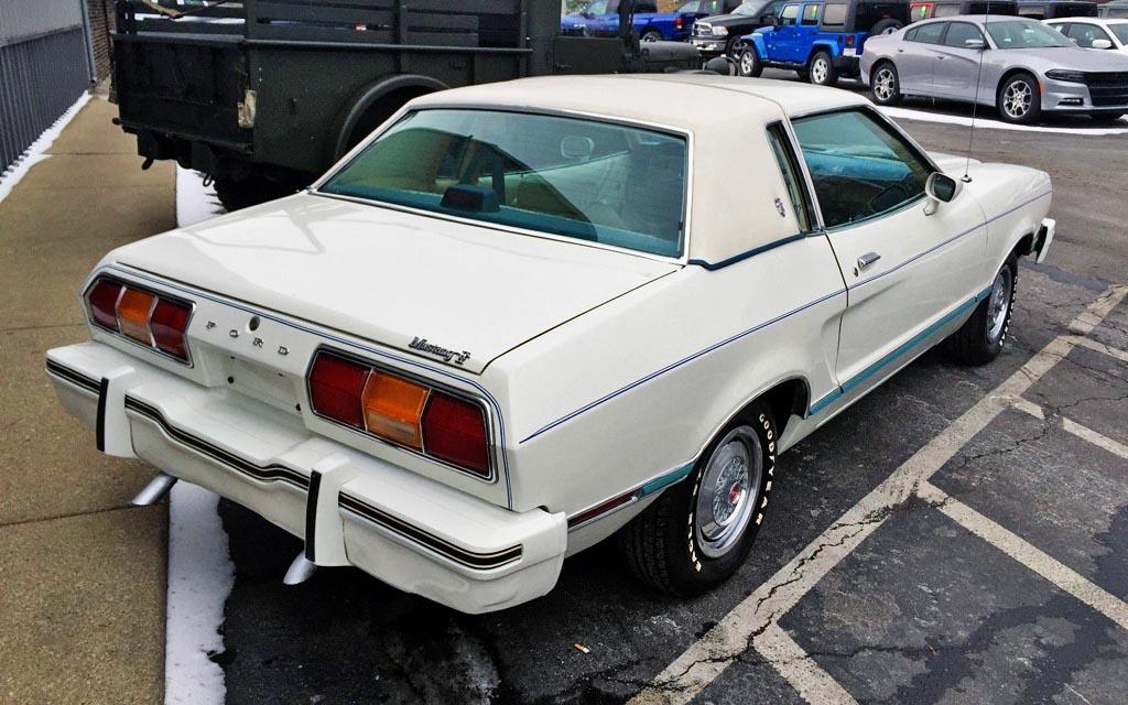 1978 Mustang II