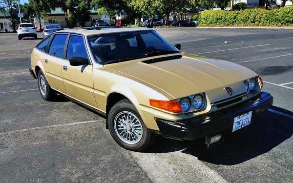 1980 Rover 3500 SD1