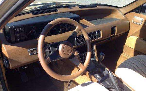 1980 Rover SD1 Interior