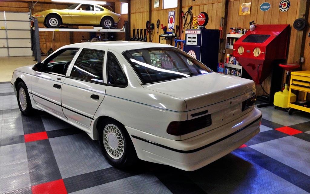 1990 Taurus SHO