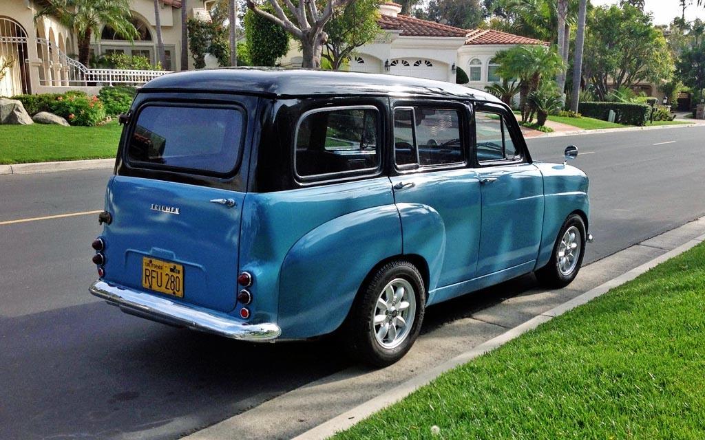 Custom 1959 Triumph 10 Wagon
