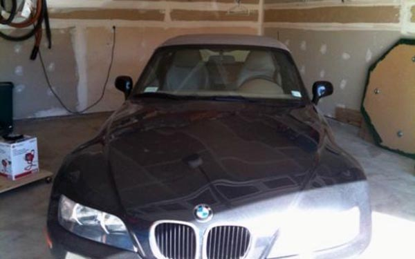 Hot Rod BMW Z3 Project