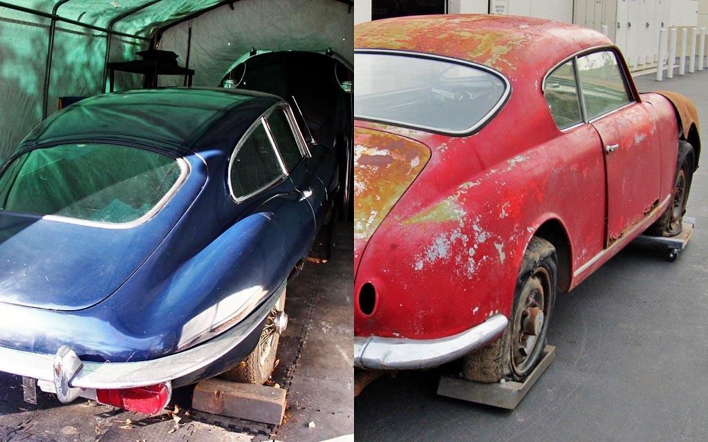 Jaguar VS Lancia