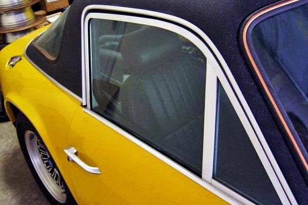 Low Mileage 1976 TVR 2500M