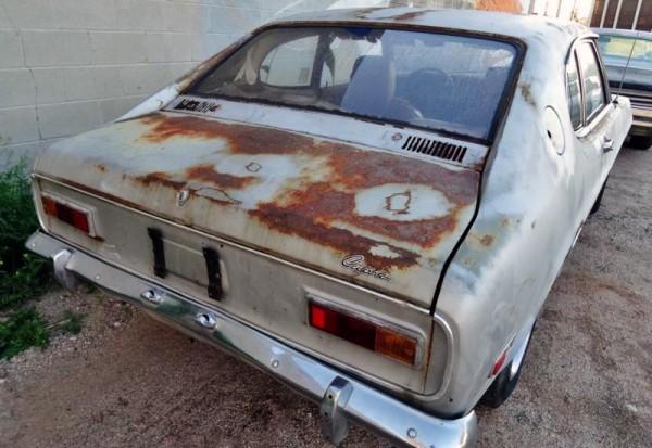 Mercury Capri GT