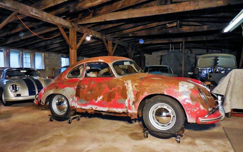 Porsche 356 Coupe Project