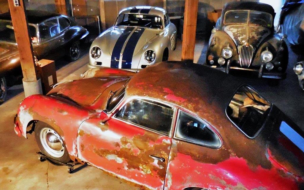 Porsche 356A Coupe