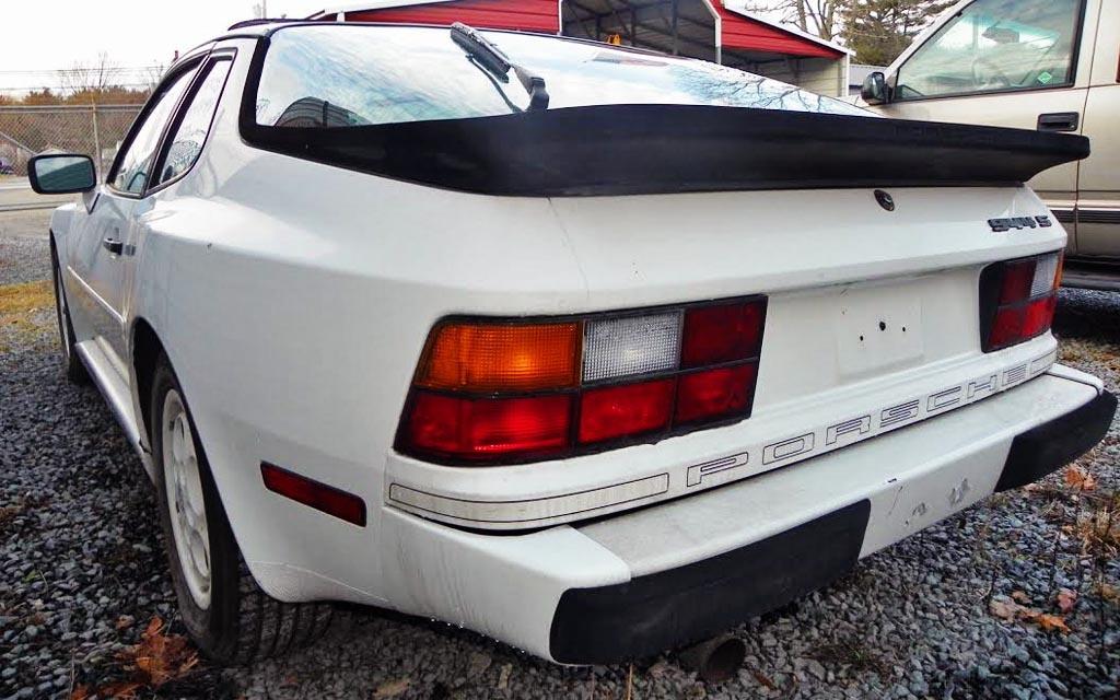 Project Porsche 944S