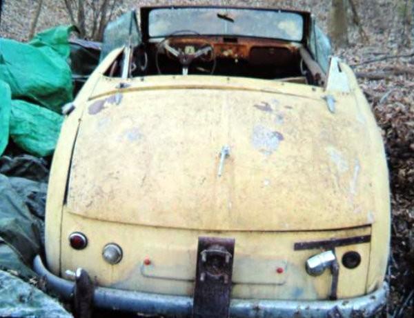 1949 Austion A40 Convertible