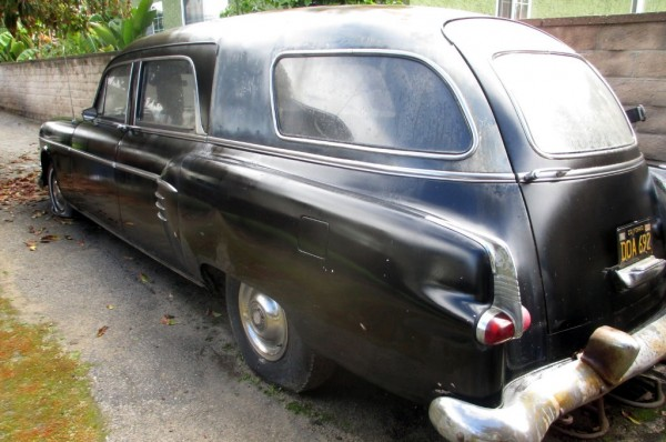 1954 Packard Hearse