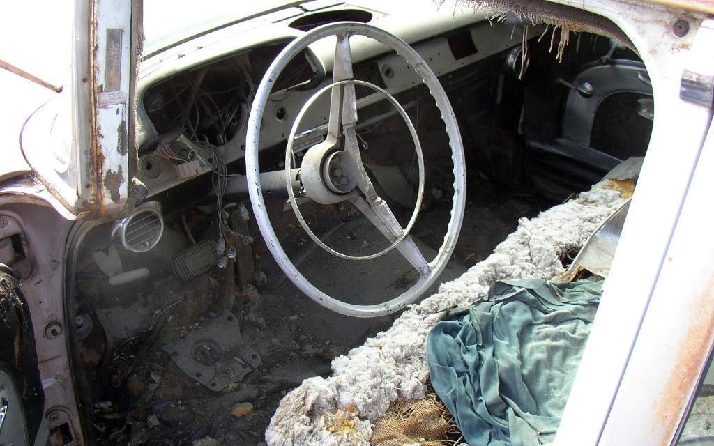 1957 Chevrolet Bel Air Interior