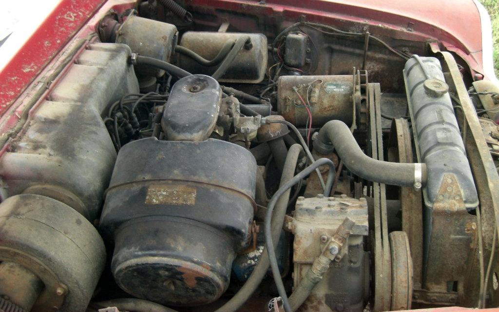 1957 Dodge Lancer Engine