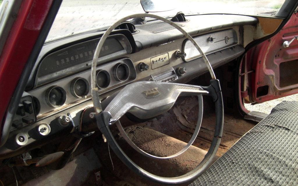1957 Dodge Lancer Interior