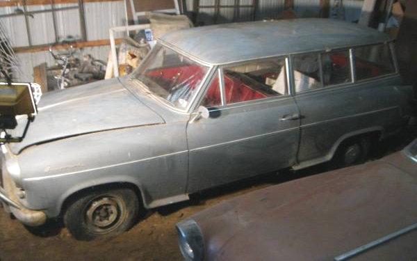 1959 Borgward Isabellas
