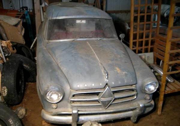 1959 Borgward Kombi
