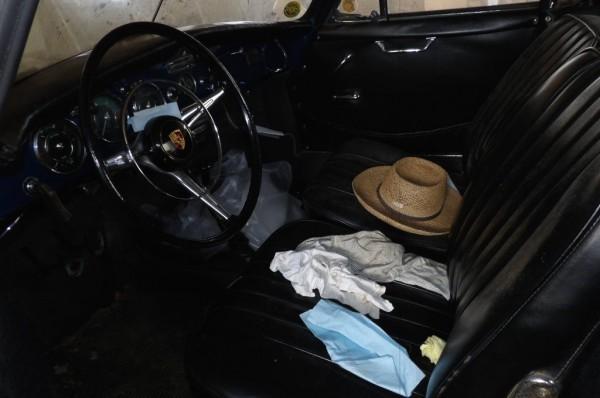1962 Porsche 356S Interior