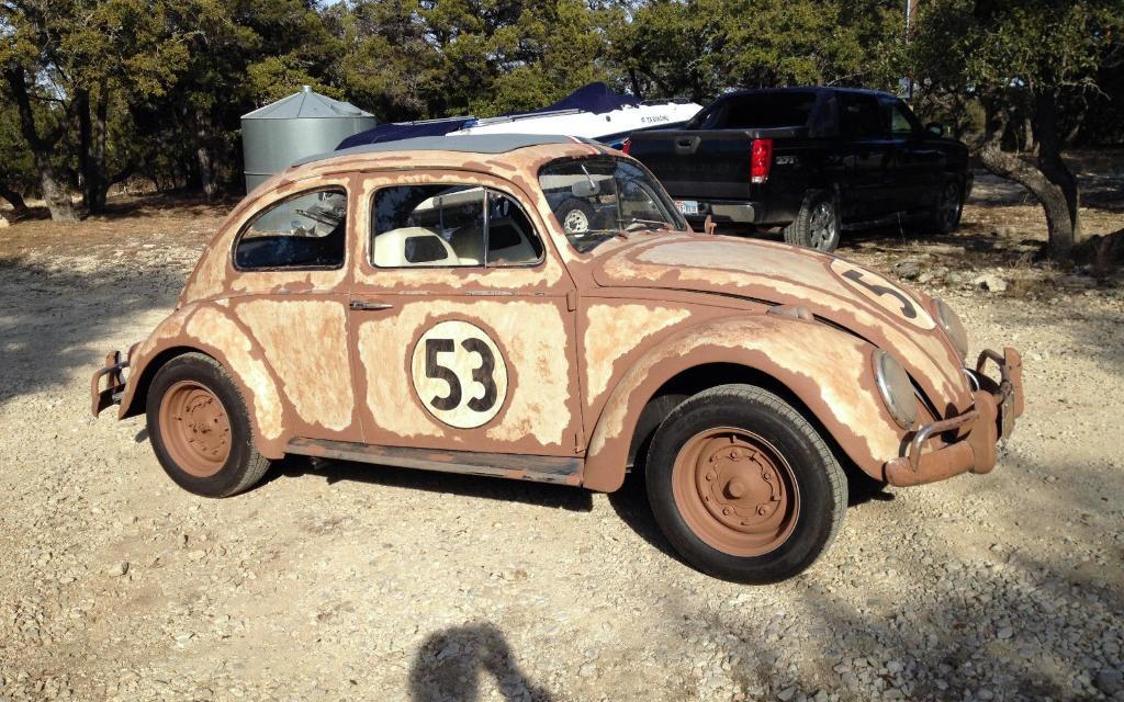 1963 Beetle Herbie #16