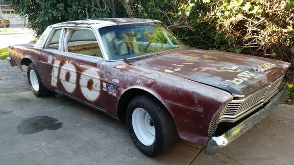 1966 Ford Galaxie Race Car