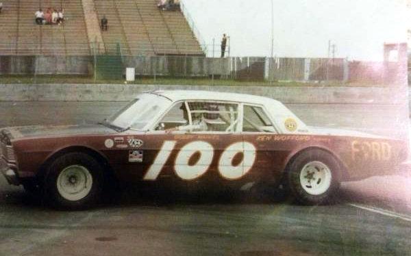 1966 Ford Galaxie Racing