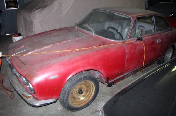 1967 Alfa Romeo 2600 Bertone