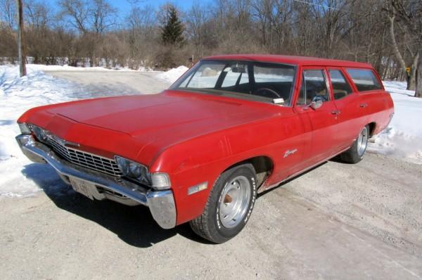 1968 Biscayne Wagon