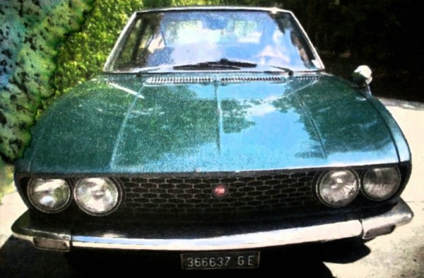 1968 Fiat Dino Coupe