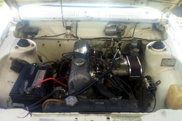 1969 Datsun 510 Engine