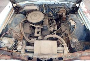 1969 Mercury Meteor Motor