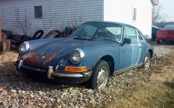 197 Porsche 911E